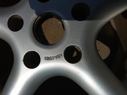"""Оригинальные легкосплавные диски """"Borbet 2"""" на автомашину BMW (Ге за 80 000 тг. в Нур-Султан (Астана) – фото 6"""