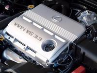 Двигатель Lexus RX330 3, 3 л. 3MZ-FE за 460 000 тг. в Алматы