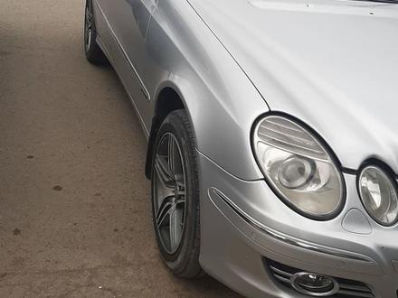 Mercedes-Benz E 200 2007 года за 3 700 000 тг. в Нур-Султан (Астана) – фото 8