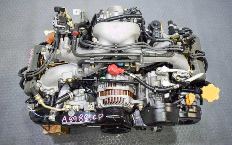 Двигатель Subaru Legacy 2.0 с гарантией! за 400 000 тг. в Нур-Султан (Астана)