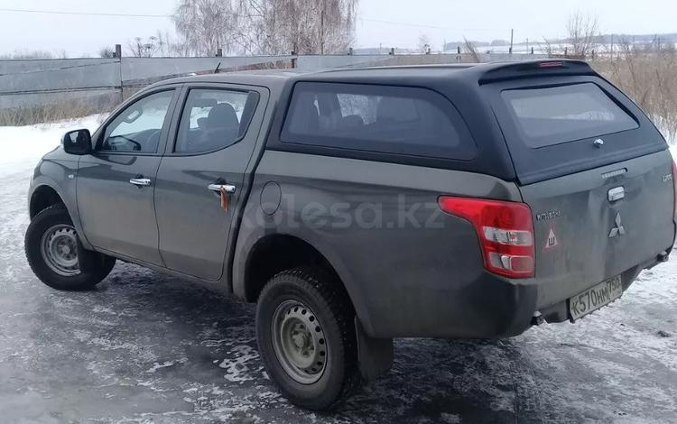 Кунг на Mitsubishi l200 2015 + за 400 000 тг. в Нур-Султан (Астана)