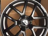 Новые диски ///AMG Авто диски на Mercedes за 440 000 тг. в Нур-Султан (Астана) – фото 2