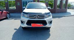 Toyota Hilux 2018 года за 21 500 000 тг. в Актау