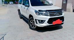 Toyota Hilux 2018 года за 21 500 000 тг. в Актау – фото 5