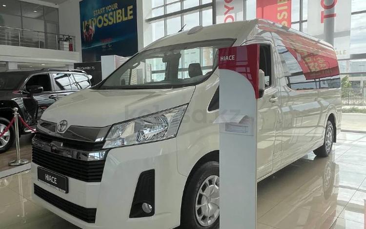 Toyota HiAce 2021 года за 24 360 000 тг. в Актау