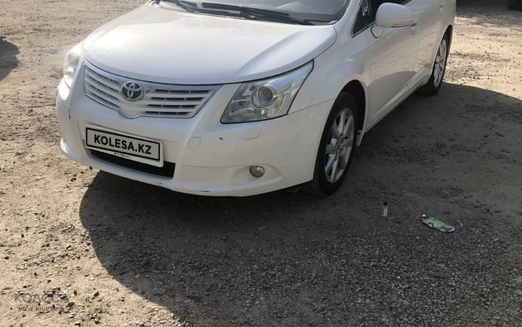 Toyota Avensis 2010 года за 5 800 000 тг. в Алматы