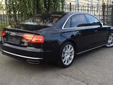 Audi A8 2011 года за 22 500 000 тг. в Алматы – фото 2