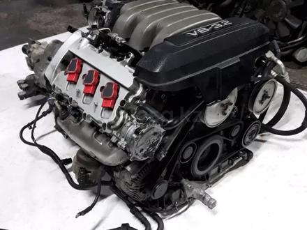 Двигатель Audi AUK 3.2 a6 c6 FSI из Японии за 750 000 тг. в Костанай