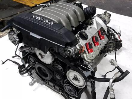 Двигатель Audi AUK 3.2 a6 c6 FSI из Японии за 750 000 тг. в Костанай – фото 2