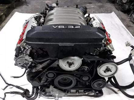 Двигатель Audi AUK 3.2 a6 c6 FSI из Японии за 750 000 тг. в Костанай – фото 3