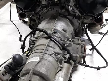 Двигатель Audi AUK 3.2 a6 c6 FSI из Японии за 750 000 тг. в Костанай – фото 4