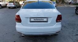 Volkswagen Polo 2017 года за 3 000 000 тг. в Кызылорда – фото 4