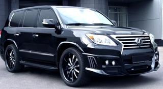 Lexus LX570 (07-12) Обвес WALD Black Bison за 600 000 тг. в Нур-Султан (Астана)