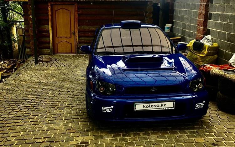 Subaru Impreza WRX STi 2002 года за 4 300 000 тг. в Алматы