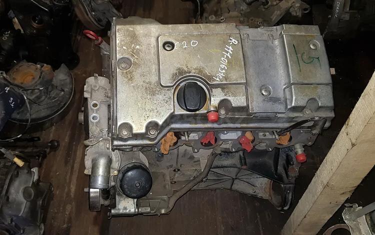 Двигатель 2.0 за 25 803 тг. в Петропавловск
