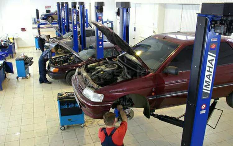 Все виды ремонта двигателей в Актобе