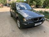 BMW X3 2005 года за 4 000 000 тг. в Щучинск