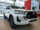 Toyota Hilux Elegance 2021 года за 26 000 000 тг. в Костанай – фото 4