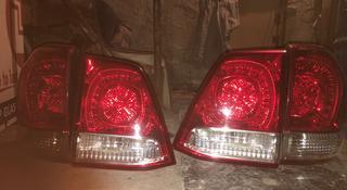 Задние фонари Toyoto Land Cruser 200 за 160 000 тг. в Нур-Султан (Астана)