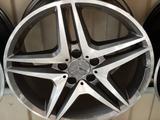Комплект дисков r18 5*112 Mercedes за 250 000 тг. в Актобе
