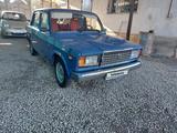 ВАЗ (Lada) 2107 2007 года за 680 000 тг. в Туркестан – фото 4