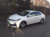 Toyota Corolla 2016 года за 6 200 000 тг. в Алматы