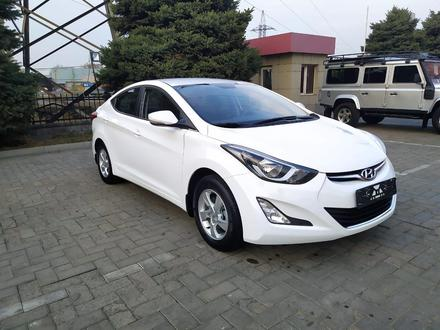 Hyundai Elantra 2016 года за 6 200 000 тг. в Алматы