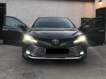 Toyota Camry 2018 года за 12 000 000 тг. в Уральск