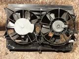 Вентиляторы охлаждения в сборе с диффузором на Toyota Avensis V… за 20 000 тг. в Караганда