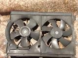 Вентиляторы охлаждения в сборе с диффузором на Toyota Avensis V… за 20 000 тг. в Караганда – фото 2