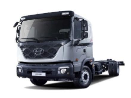 Hyundai  Грузовой автомобиль Hyundai Pavise (QV) Ультра длинная база 2019 года за 30 000 000 тг. в Нур-Султан (Астана)