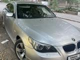 BMW 520 2004 года за 4 400 000 тг. в Караганда – фото 2