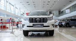 Toyota Land Cruiser Prado Comfort 2021 года за 23 970 000 тг. в Алматы – фото 4