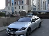 Lexus GS 450h 2007 года за 6 000 000 тг. в Нур-Султан (Астана) – фото 4