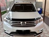 Toyota Highlander 2012 года за 13 000 000 тг. в Шымкент