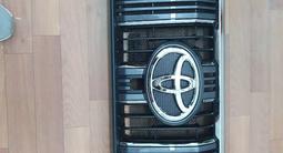 Решётка радиатора LC Prado 2018 оригинал за 50 000 тг. в Павлодар