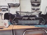 Бампер Toyota Camry 55 за 35 000 тг. в Нур-Султан (Астана)