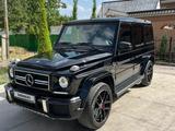 Mercedes-Benz G 63 AMG 2017 года за 57 000 000 тг. в Алматы – фото 2