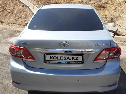 Toyota Corolla 2012 года за 5 100 000 тг. в Шымкент – фото 2