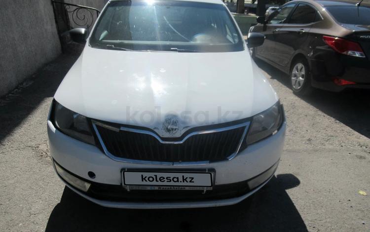 Skoda Rapid 2013 года за 2 387 700 тг. в Шымкент