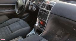 Peugeot 307 2002 года за 1 550 000 тг. в Актобе – фото 5
