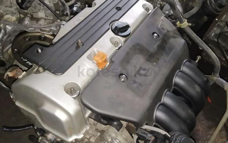 Двигатель K20A Honda 2.0 2002-2005 за 240 000 тг. в Нур-Султан (Астана)