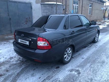 ВАЗ (Lada) 2170 (седан) 2014 года за 2 300 000 тг. в Шымкент – фото 3