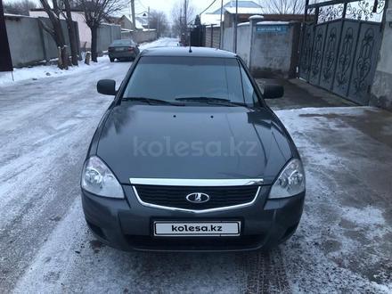 ВАЗ (Lada) 2170 (седан) 2014 года за 2 300 000 тг. в Шымкент – фото 4