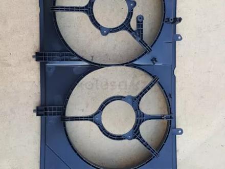 Диффузор радиатора на Митсубиси Оутлендер за 15 000 тг. в Караганда