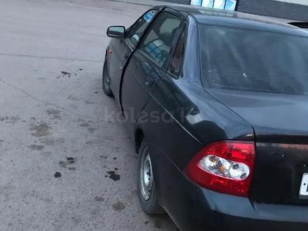 ВАЗ (Lada) 2170 (седан) 2007 года за 830 000 тг. в Караганда – фото 4