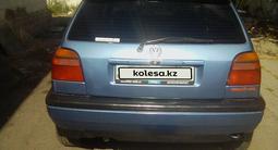 Volkswagen Golf 1993 года за 1 300 000 тг. в Алматы – фото 3