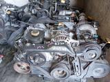 Контактные двигатели из Японий на Субару Легаси за 191 000 тг. в Алматы – фото 2