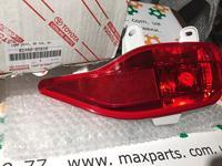 Задний противотуманный правый фонарь Toyota Avensis Тойота Авенсис за 9 000 тг. в Атырау