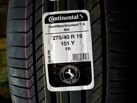 Шины Continental 245/45/-275/40/r19 CSC 5 за 345 000 тг. в Алматы